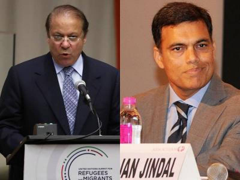 Meeting with Jindal was part of back-channel diplomacy: Nawaz told Army