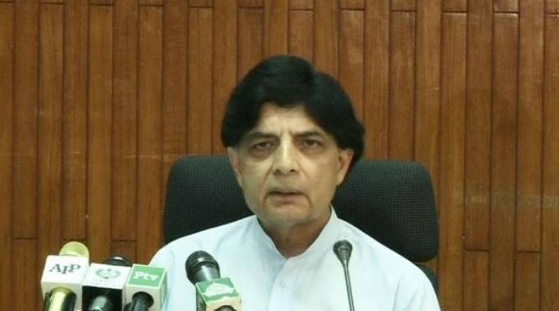 Nisar urges opposition not to play politics over civil-military ties