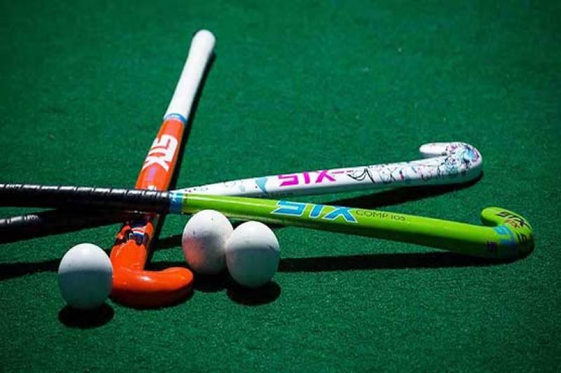Pakistan hockey team to play three-match series against Ireland ahead WHL