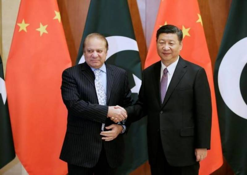 Pakistan signs deals with China worth millions at Silk Road summit