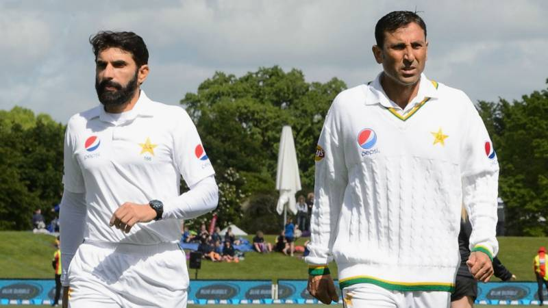 Shahid Afridi, Darren Sammy's video message for Misbah and Younis ahead their retirement