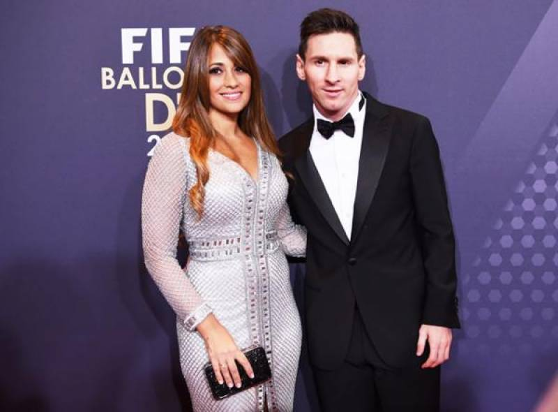 Soccer star Lionel Messi to tie knot with childhood sweetheart
