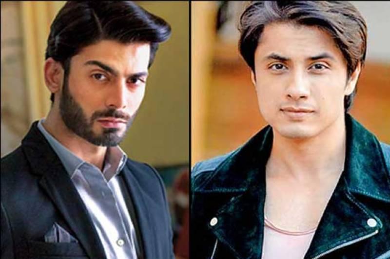 Fawad Khan, Ali Zafar bags crown for sexiest Asian man