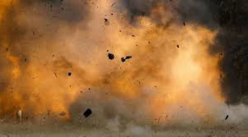 Mastung IED blast: Four FC personnel injured