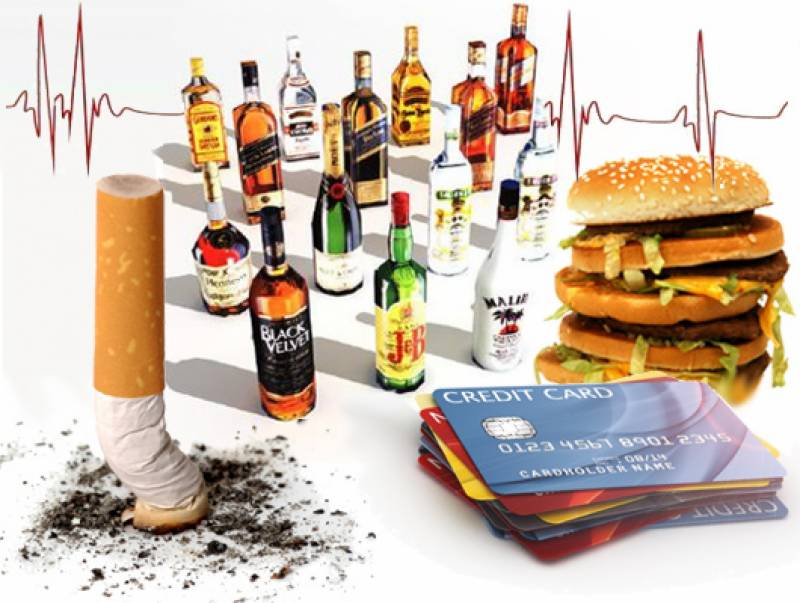Researchers claim these bad habits are healthy!