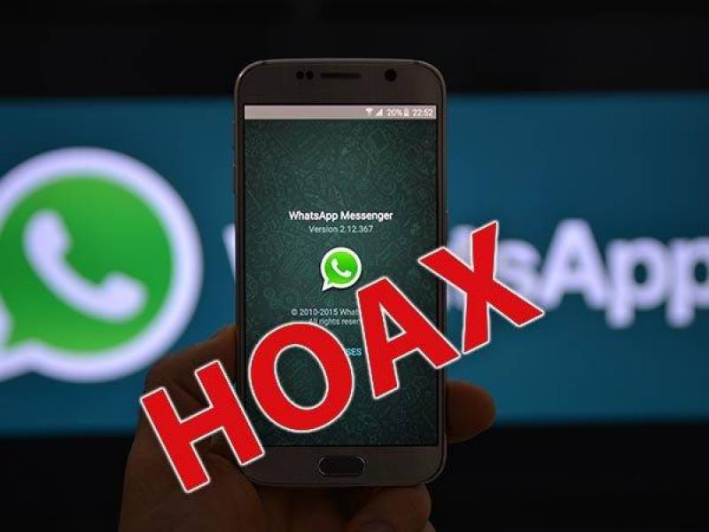 Beware of 'Cool colour WhatsApp scam