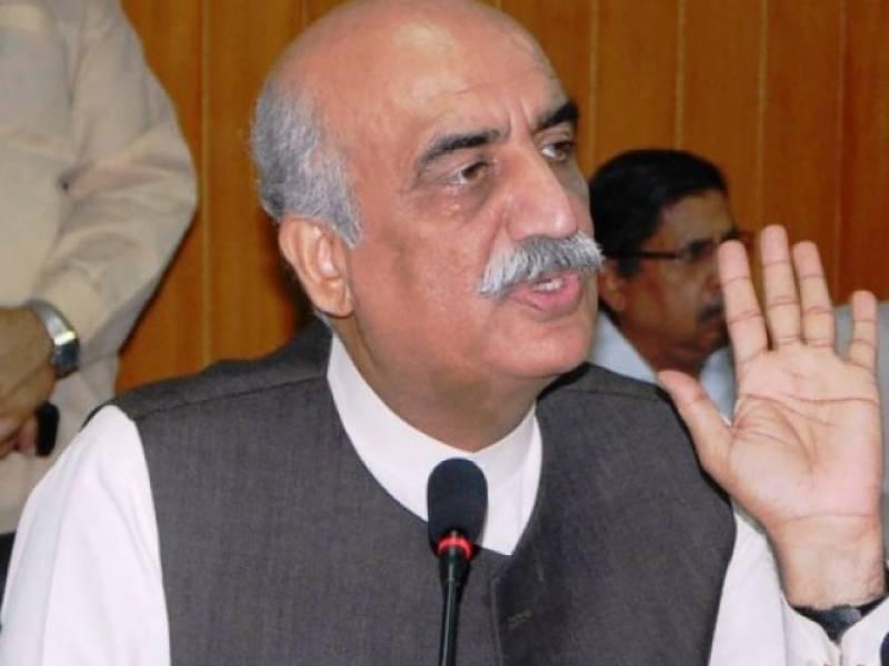 APS massacre: Khursheed Shah demands judicial inquiry