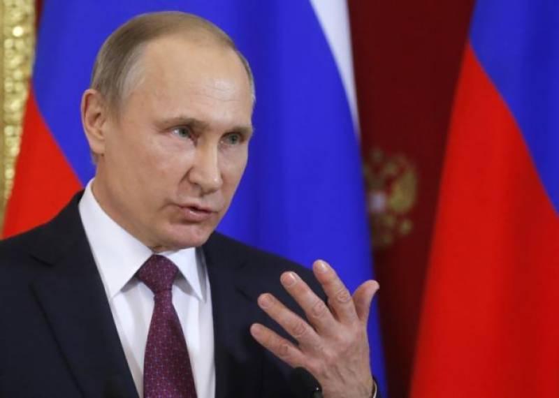 Can prove Trump did not pass Russia secrets: Putin