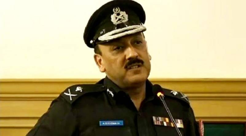 IG Sindh 'AD Khawaja' surrenders post before SHC