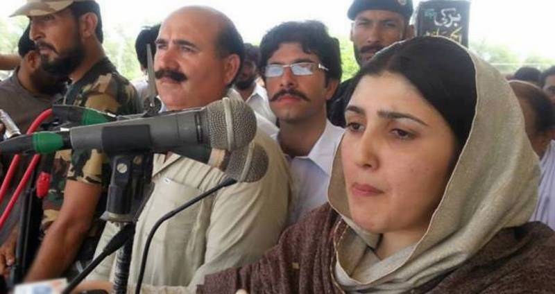 PTI to continue protests till ends of power load-shedding: Ayesh Gulalai