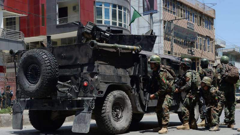 Six dead as gunmen storm Afghanistan's state broadcaster