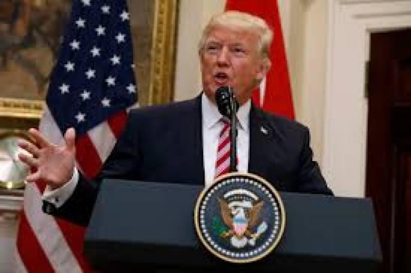 Trump seeks to repair defence ties with Turkey