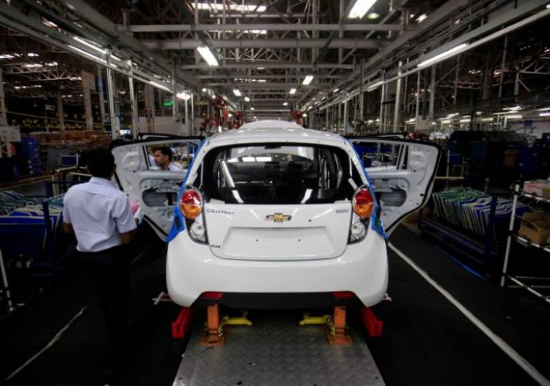 General Motors to stop selling vehicles in India