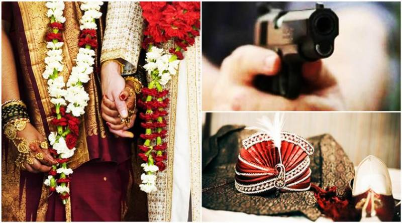 Woman abducts lover at gunpoint from his wedding ceremony