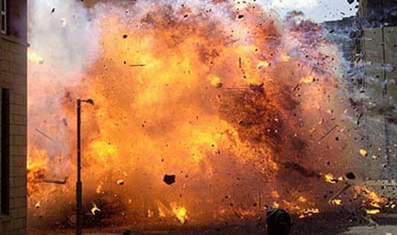 3 consecutive blasts heard in Peshawar