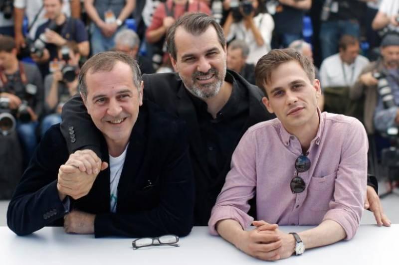 Cannes Film Festival: European migration crisis gets super-power treatment