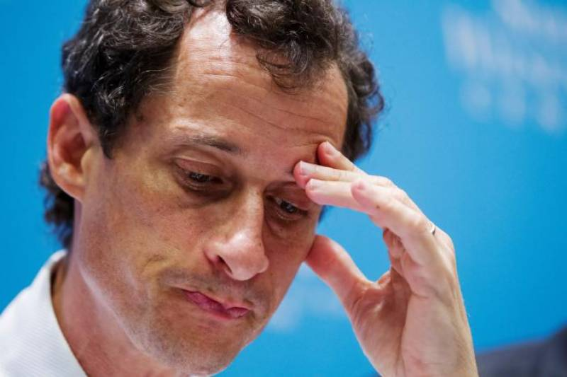 "Ex-Congressman Weiner to plead guilty after ""sexting"" probe"