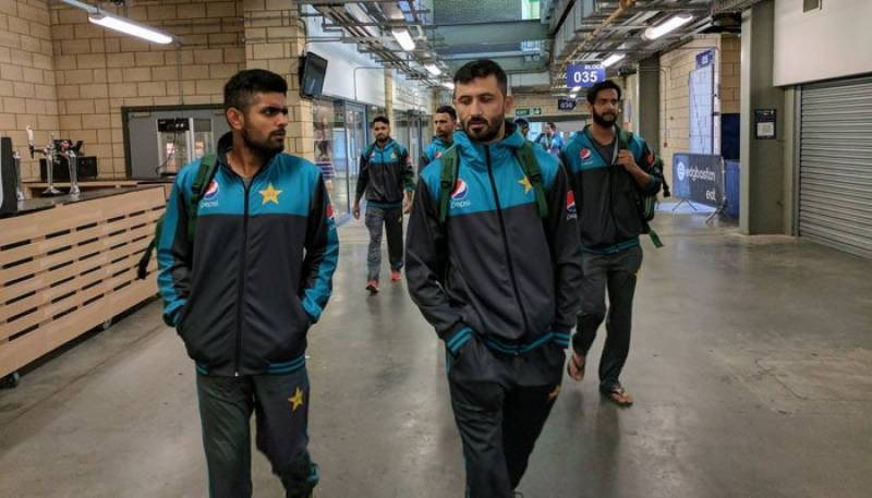Greenshirts start training session at Edgbaston ahead of Champions Trophy