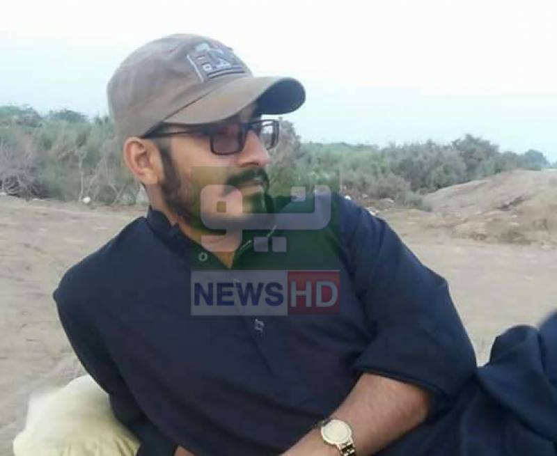 Nephew of CM Balochistan gunned down