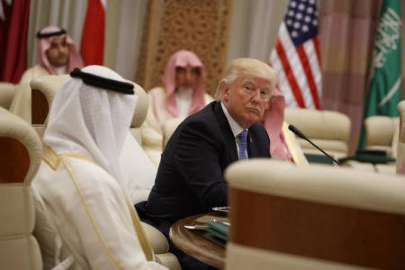 "Fight against terror ""not a battle between different faiths"": Trump to tell Arab Islamic US Summit"