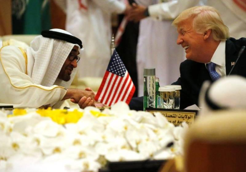 Trump implores Muslim leaders to take lead in fighting extremism