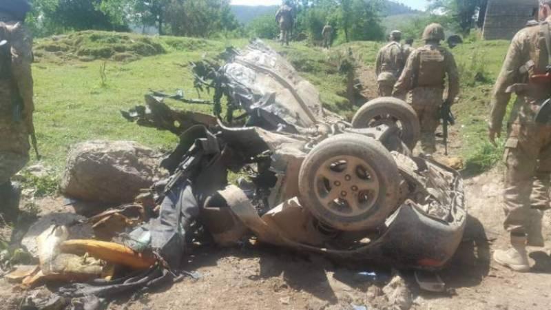 Five killed in Khyber Agency bomb blast