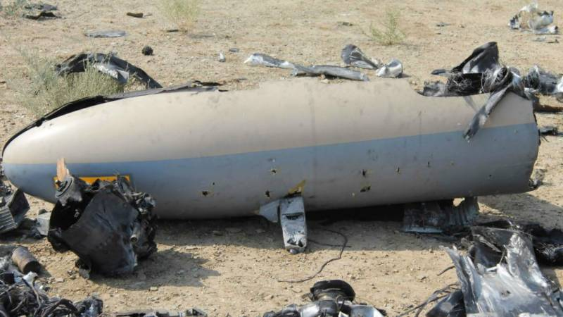 Israeli drone crashes in southern Lebanon: reports