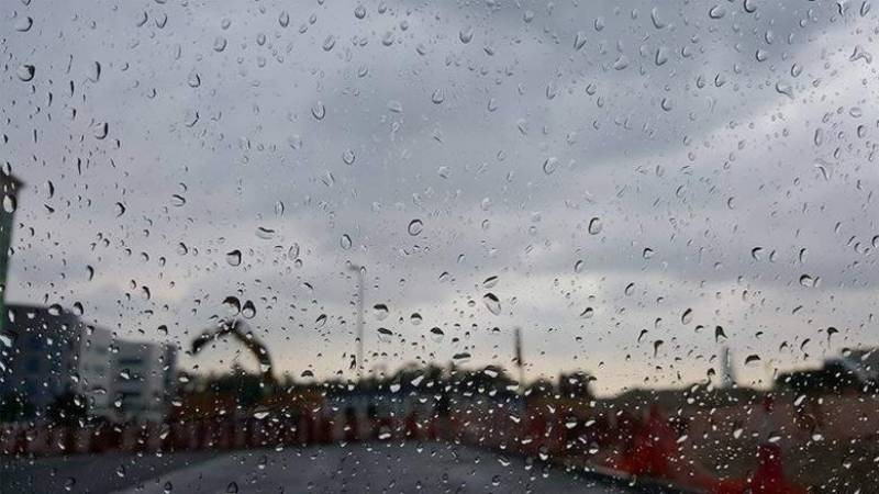 Light rain in most parts of country pleasant weather prevails