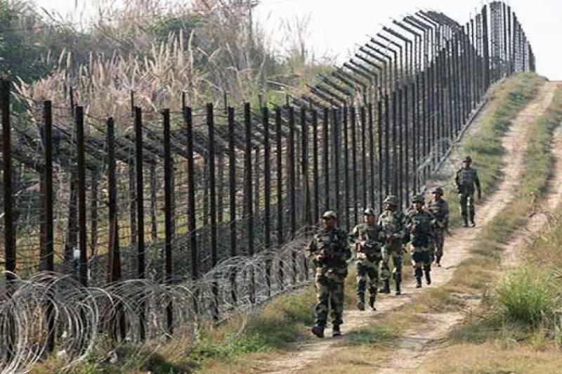 Indian forces target UN vehicle along LoC