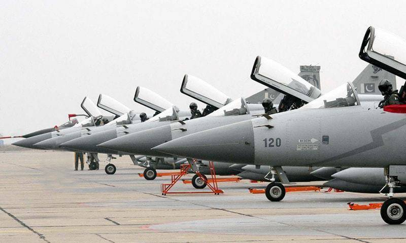 PAF ready to give befitting response to Indian threat