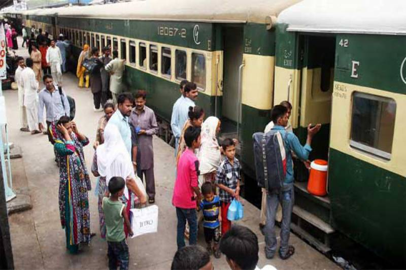Pakistan Railways announces 20pc cut in fares