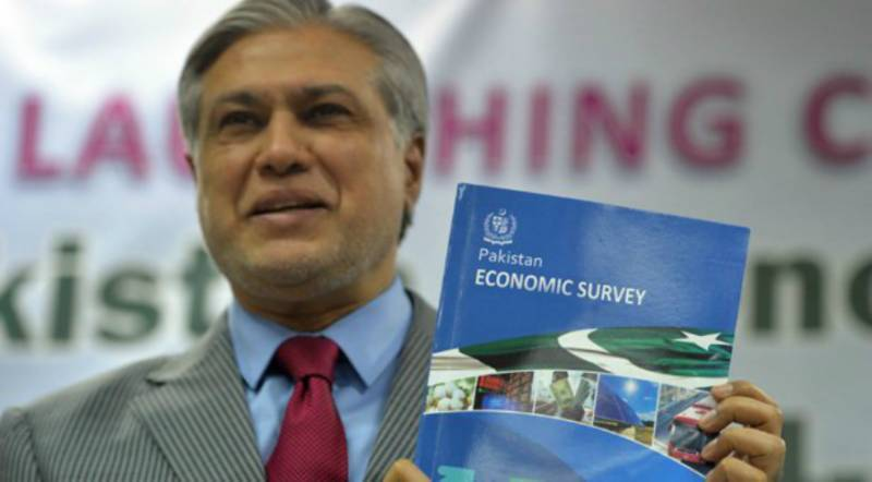 Economic survey 2016-17: Dar announces 5.28pc growth in GDP, missing 5.7pc target