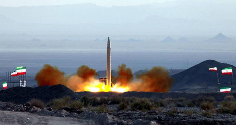 Iran builds third underground ballistic missile factory: official