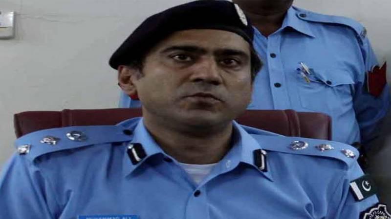 SSP Nekokara, who refused to use police force during PTI, PAT's 2014 sit-in, restored