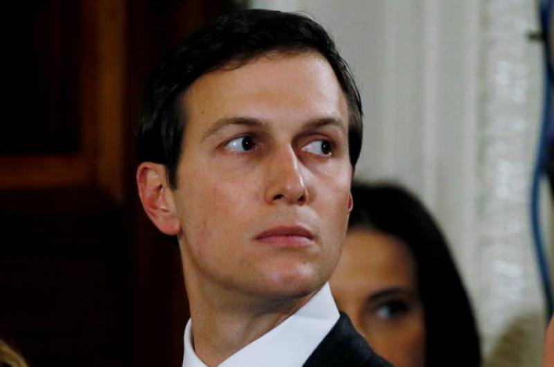 Trump son-in-law had undisclosed contacts with Russian envoy: sources