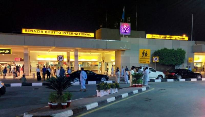ANF recovers 2kgs heroin at Benazir Bhutto International Airport