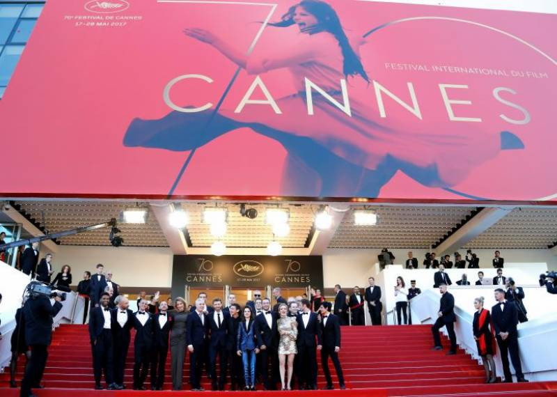 French AIDS movie hotly tipped for Cannes' top prize