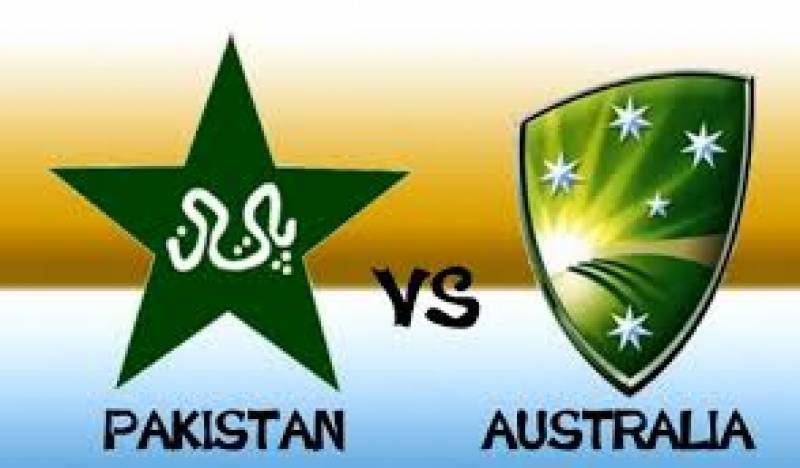 Pakistan vs Australia warm-up match called off due to rain
