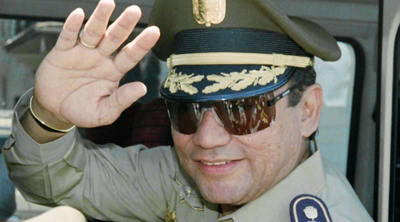 Former Panamanian dictator Manuel Noriega passes away