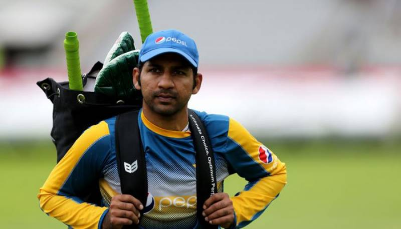 Greenshirts feel no pressure ahead of Pak-India clash: Sarfraz Ahmed