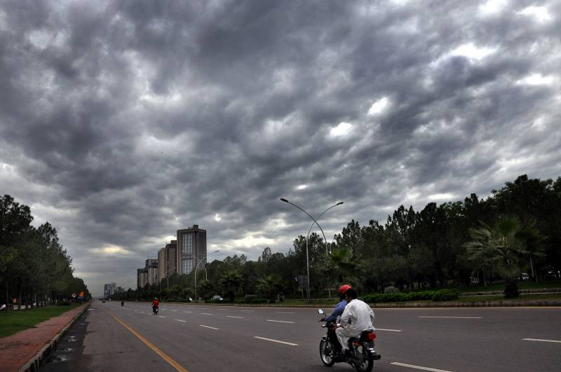 Rain breaks heat spell, interrupt electricity, flight schedules