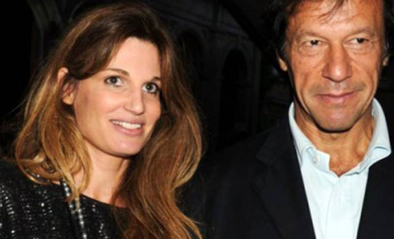 Imran Khan telephones ex-wife Jemima for bank transactions of Bani Gala land purchase