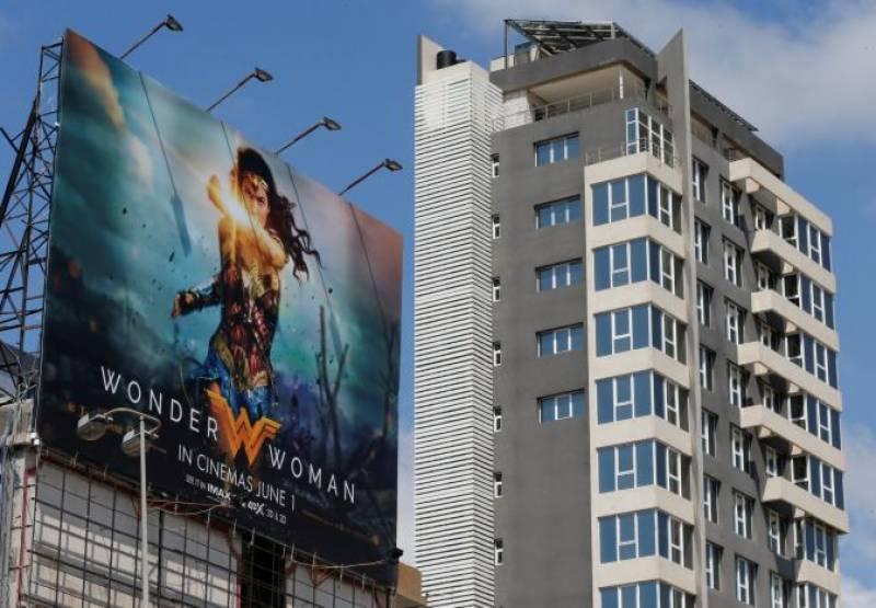 "Lebanon bans ""Wonder Woman"" over Israeli actress"