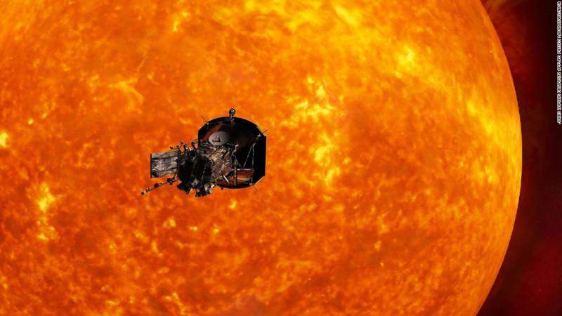NASA to launch world's first ever mission to Sun