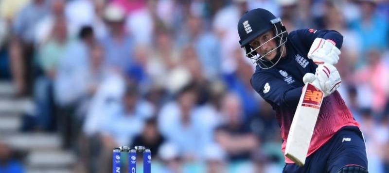 England defeats Bangladesh in Champions Trophy opening match