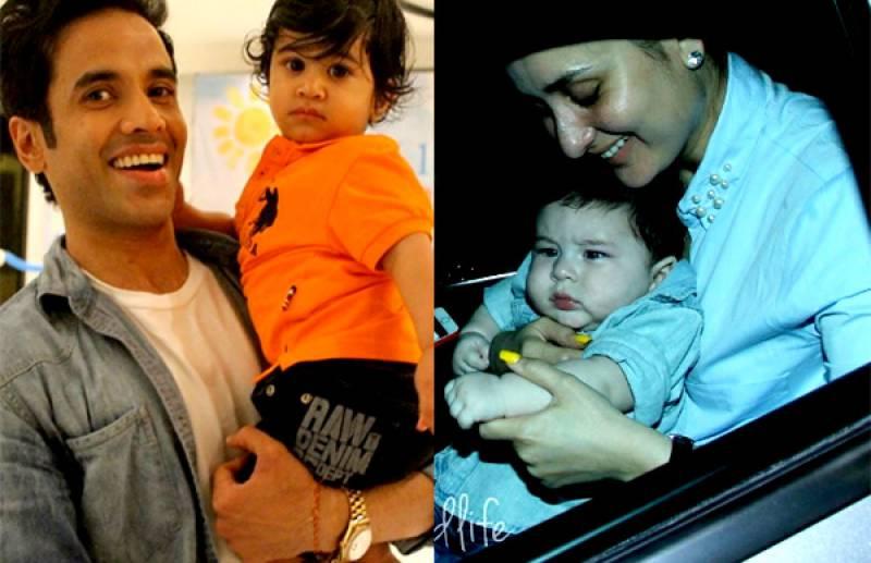 Kapoor's son Super cute Taimur melting hearts at (Pics)