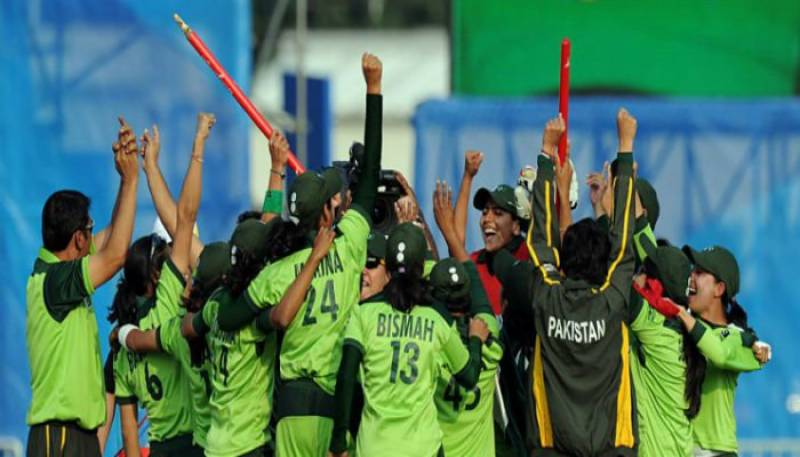 Pakistani Squad leave for England for ICC Women's World Cup