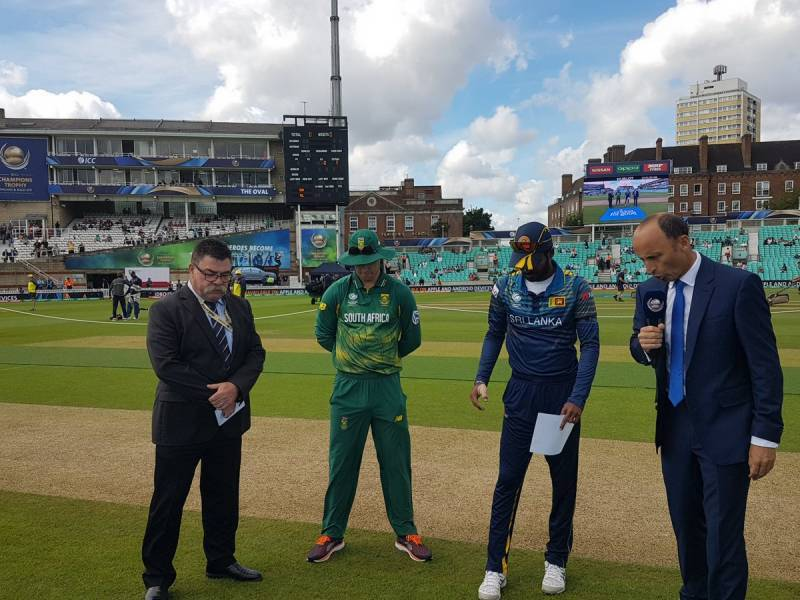 CT 2017: Sri Lanka elect to bowl first against South Africa