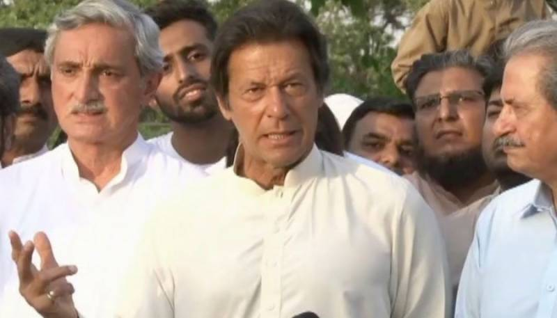 'Mafia' word rightly expressed current government: Imran Khan