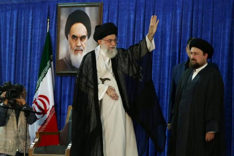Khamenei lashes out at Trump, Saudis for anti-Tehran alliance
